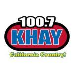 100.7 KHAY California live