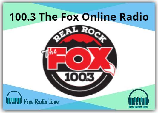 100.3 The Fox