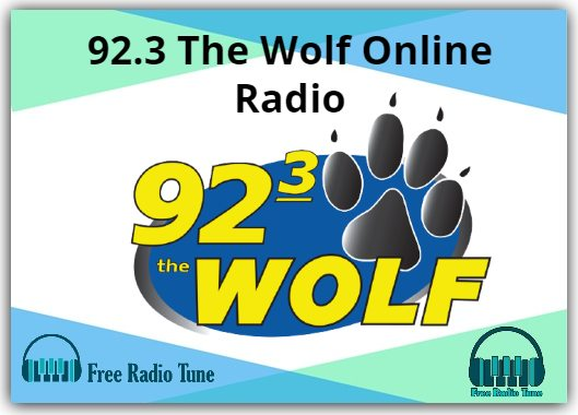92.3 The Wolf Online