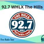 92.7 WHLX The Hills
