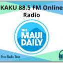 KAKU 88.5 FM