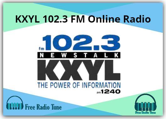 KXYL 102.3 FM