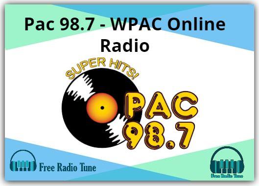 Pac 98.7 - WPAC