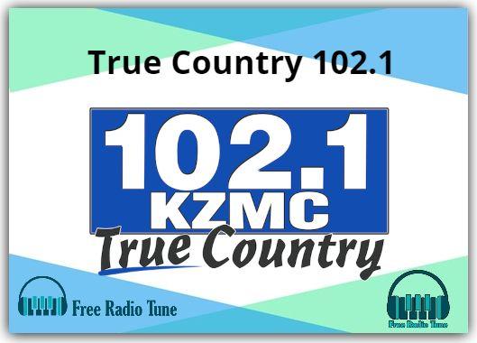 True Country 102.1 Radio
