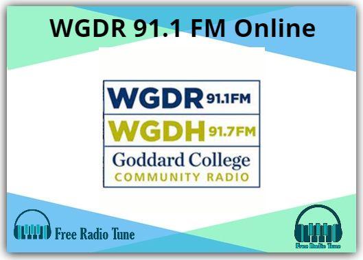 WGDR 91.1 FM