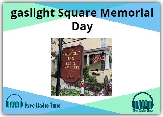gaslight Square Memoria