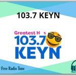 103.7 KEYN Radio
