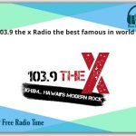 103.9 the x