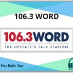 106.3 WORD Radio