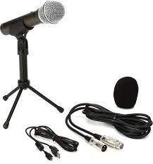 Samson Q2U Micro Dynamique Microphone