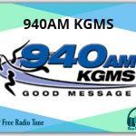 940AM KGMS Radio