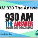 AM 930 The Answer Radio