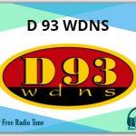 D 93 WDNS Radio