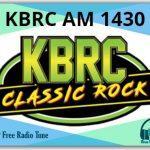 KBRC AM 1430 Radio