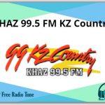 KHAZ 99.5 FM KZ