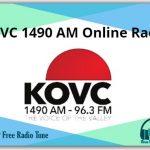 KOVC 1490 AM