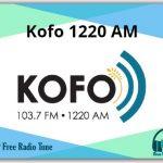 Kofo 1220 AM Radio