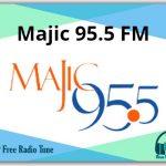 Majic 95.5 FM Radio
