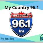 My Country 96.1 Radio
