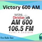 Victory 600 AM Radio