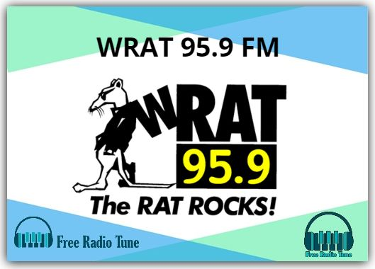 WRAT 95.9 FM Radio