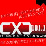 CXCX 101.1 Online Radio