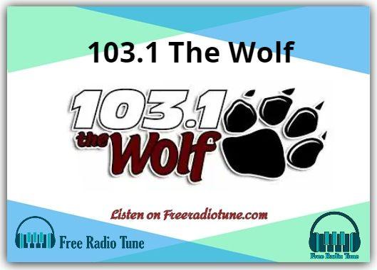 103.1 The Wolf Radio