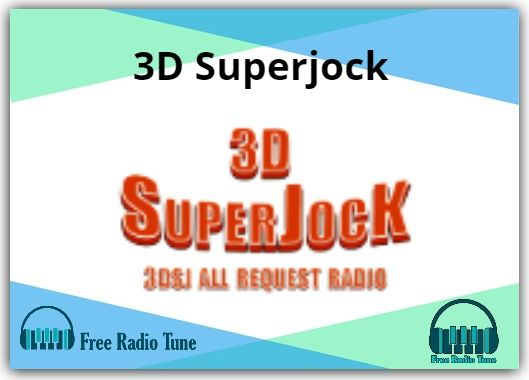 3D Superjock Radio