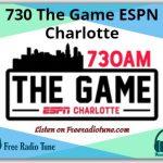 730 The Game ESPN Charlotte Radio