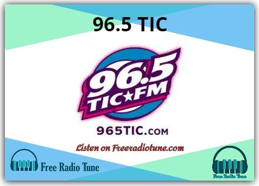 96.5 TIC Radio