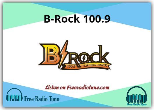 B-Rock 100.9 Radio