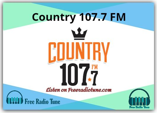 Country 107.7 FM Radio