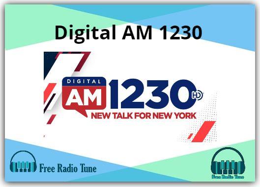 Digital AM 1230 Radio