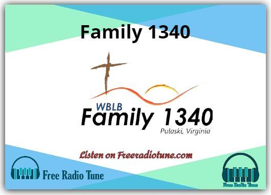 Family 1340 Radio
