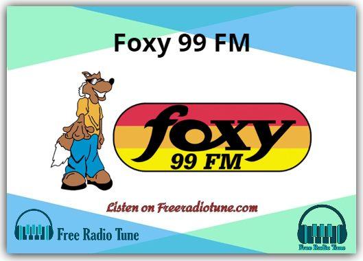 Foxy 99 FM radio