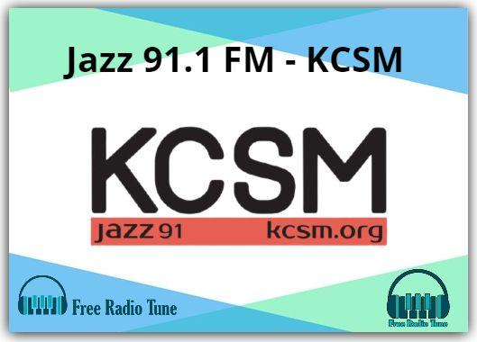 Jazz 91.1 FM - KCSM Radio