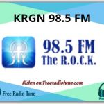 KRGN 98.5 FM Radio