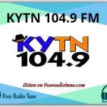 KYTN 104.9 FM Radio