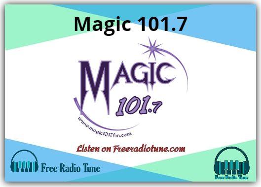 Magic 101.7 Radio