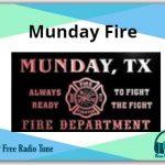 Munday Fire Radio