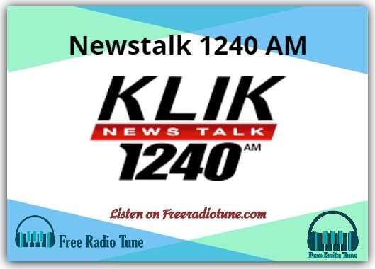 Newstalk 1240 AM Radio