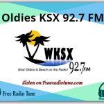 Oldies KSX 92.7 FM Radio