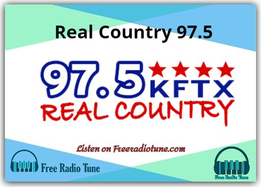 Real Country 97.5 Radio