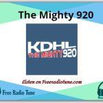The Mighty 920 Radio