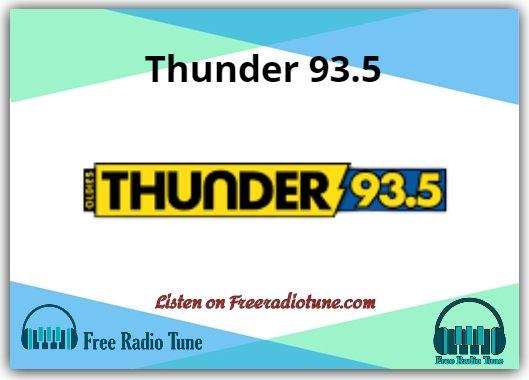 Thunder 93.5 Radio