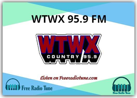 WTWX 95.9 FM Radio
