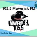 105.5 Maverick FM Radio
