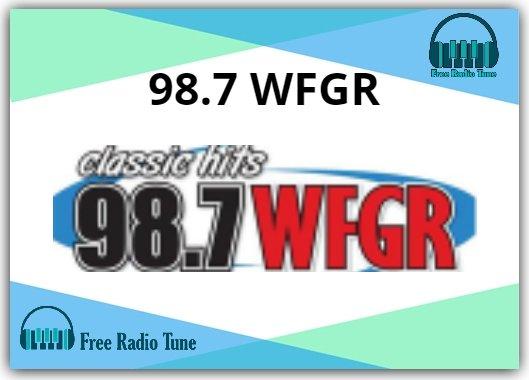 98.7 WFGR online radio