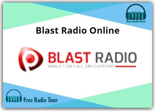 Listen Blast Radio Online