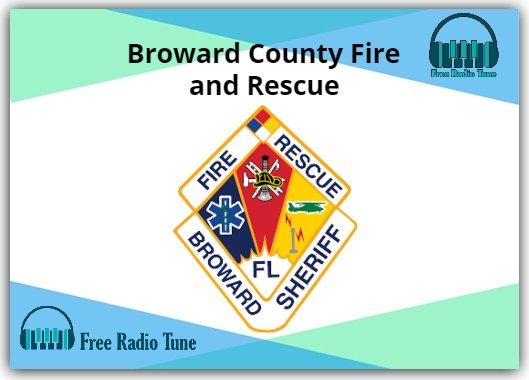 Broward County Fire and Rescue Radio